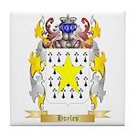 Hoyles Tile Coaster
