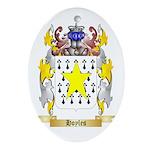Hoyles Ornament (Oval)