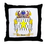 Hoyle Throw Pillow