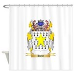 Hoyle Shower Curtain