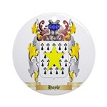 Hoyle Ornament (Round)