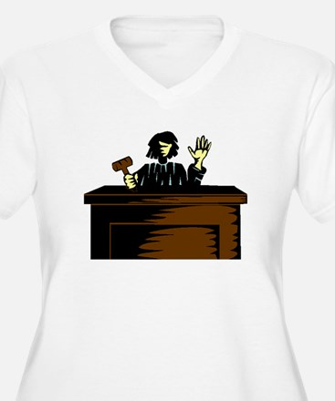 Judge Plus Size T-Shirt