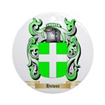 Howse Ornament (Round)