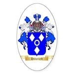 Howroyd Sticker (Oval)
