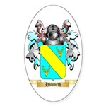 Howorth Sticker (Oval)