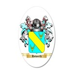 Howorth 35x21 Oval Wall Decal