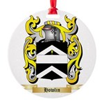 Howlin Round Ornament