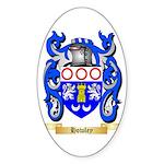 Howley Sticker (Oval 50 pk)