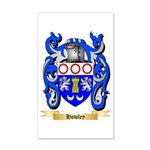 Howley 35x21 Wall Decal