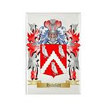 Howlett Rectangle Magnet (10 pack)