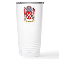 Howlett Stainless Steel Travel Mug