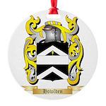 Howlden Round Ornament