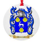 Howland Round Ornament