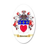 Howitson 20x12 Oval Wall Decal