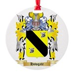 Howgate Round Ornament