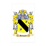 Howgate Sticker (Rectangle 50 pk)