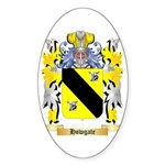 Howgate Sticker (Oval 50 pk)