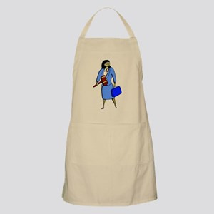Woman Judge Apron