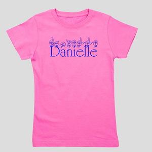 Danielle Girl's Tee