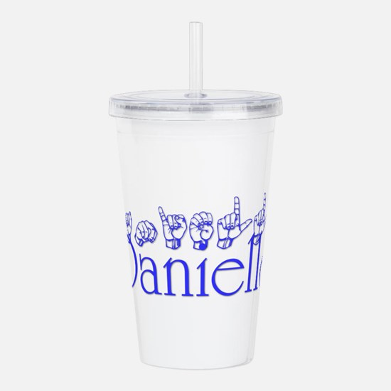 Danielle Acrylic Double-wall Tumbler