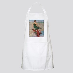 Lobster Serenade Apron