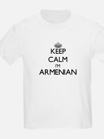 Keep Calm I'm Armenian T-Shirt