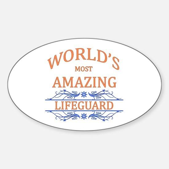 Lifeguard Decal