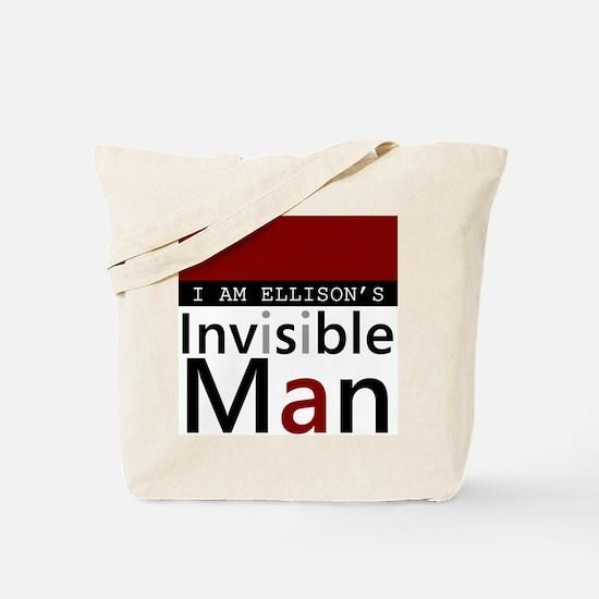 Invisible Man Shirts and Gift Tote Bag