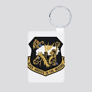 USAF Patch USAFE 4133 Bomb Wing P Black Keychains
