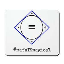 mathISmagical Mousepad