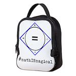 mathISmagical Neoprene Lunch Bag