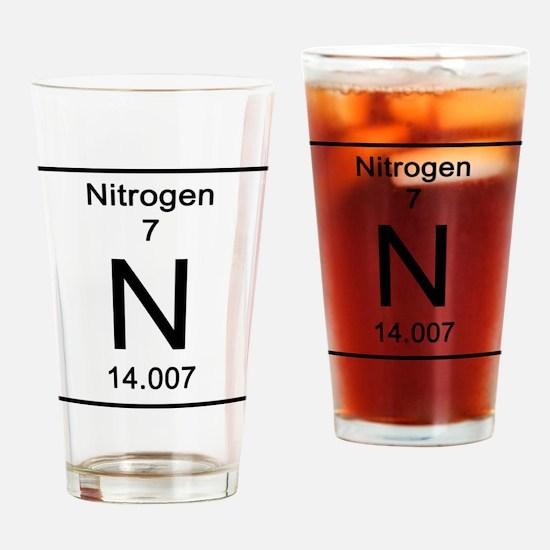 7. Nitrogen Drinking Glass