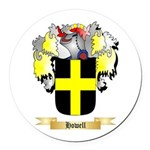 Howell Round Car Magnet