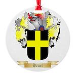 Howel Round Ornament