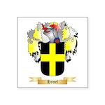 Howel Square Sticker 3