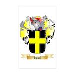 Howel Sticker (Rectangle 50 pk)