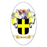 Howel Sticker (Oval 50 pk)
