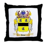 Howe English Throw Pillow