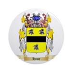 Howe English Ornament (Round)
