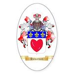 Howatson Sticker (Oval)