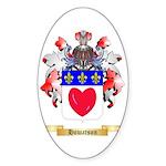 Howatson Sticker (Oval 50 pk)