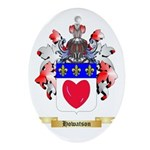 Howatson Ornament (Oval)