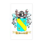 Howarth Sticker (Rectangle)
