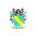 Howarth Sticker (Rectangle 10 pk)