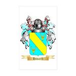 Howarth Sticker (Rectangle 50 pk)