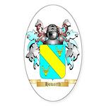 Howarth Sticker (Oval)