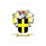 Hovell Sticker (Rectangle 10 pk)