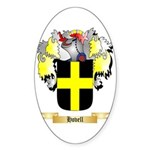 Hovell Sticker (Oval 50 pk)