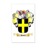 Hovell 20x12 Wall Decal