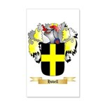 Hovell 35x21 Wall Decal